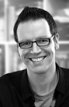 Portrait von Christoph Zillgens, Autor von »Responsive Webdesign«